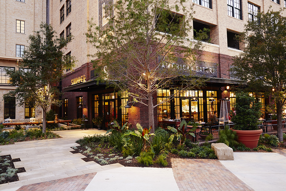 Hotel Emma | San Antonio, Texas, Three Living Architecture