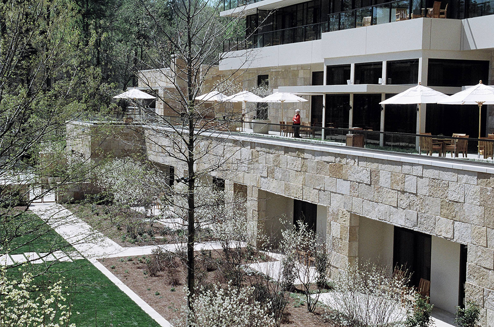 The Umstead   Cary, North Carolina, Three Living Architecture