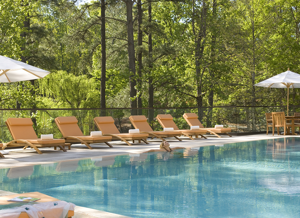 The Umstead | Cary, North Carolina, Three Living Architecture
