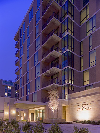 THE RESIDENCES AT THE HIGHLAND, Three Living Architecture